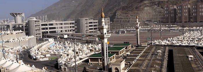 Parcours du Hajj et visite de quelques sites historiques