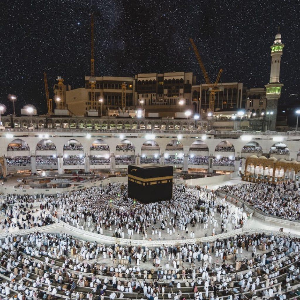 Omra à la Mecque