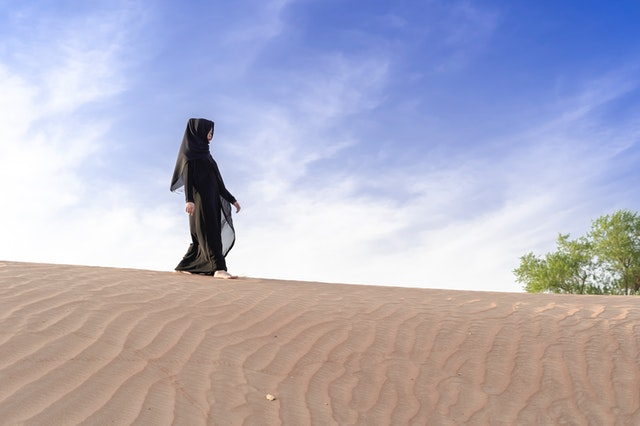 Vetement pour la Omra ou le Hajj